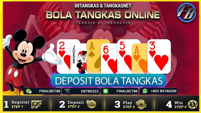 Deposit Bola Tangkas