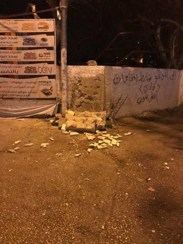 نصب الشهيد محمد لافي