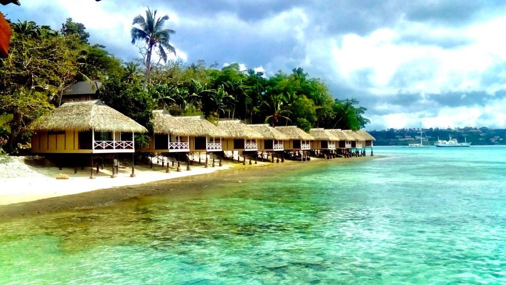 Iririki Island Resort - Alojamientos Curiosos