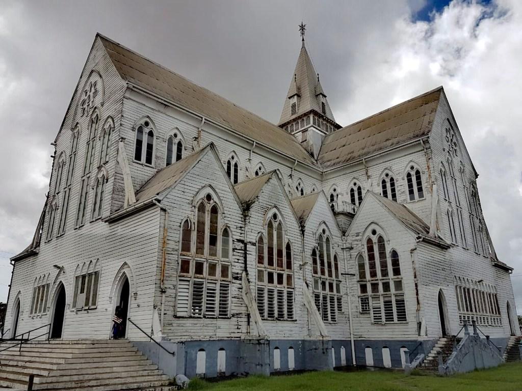 Iglesia de San Jorge - Guyana