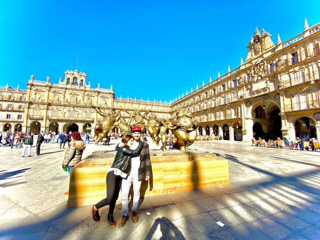 Qué ver y hacer en Salamanca - Plaza Mayor  de Salamanca