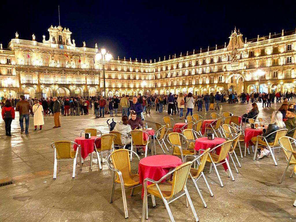 Plaza Mayor  - Qué ver y hacer en Salamanca