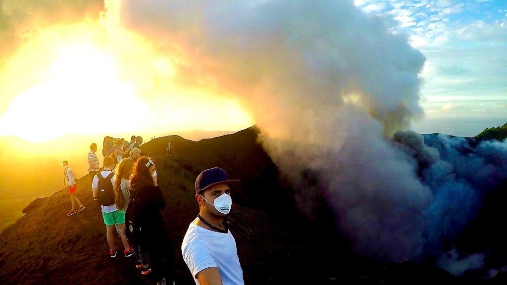 Volcán Mt Yasur - Vanuatu