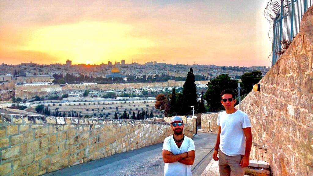 La Cúpula Dorada - Jerusalem