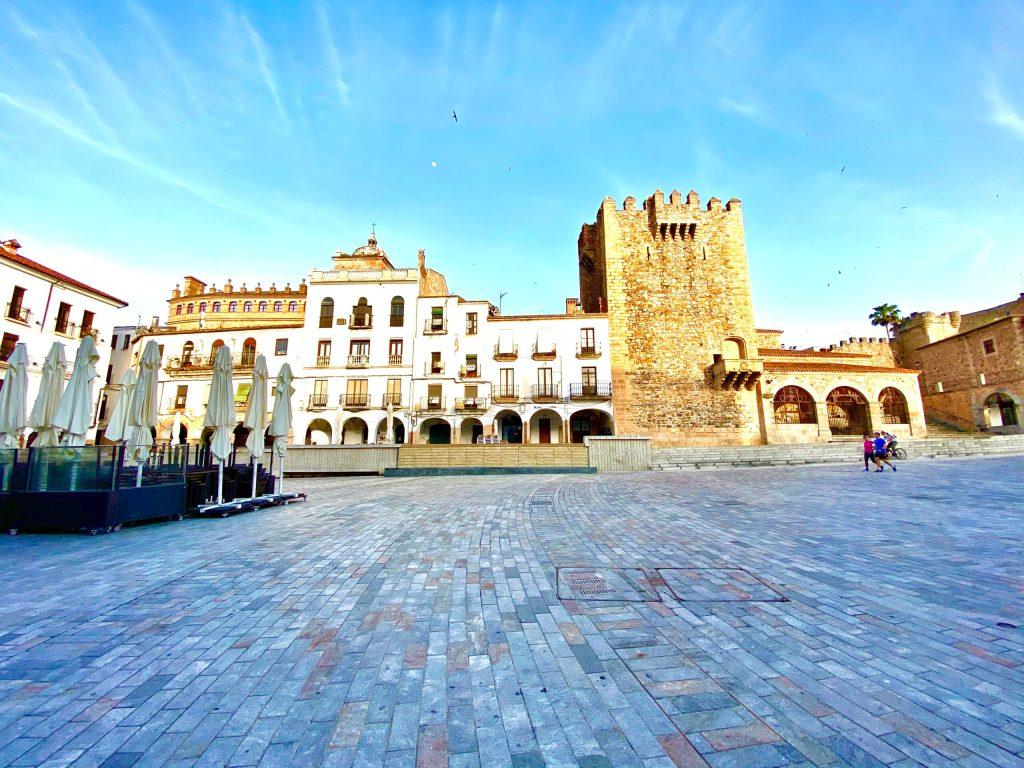 Torre de Bujaco - Cáceres