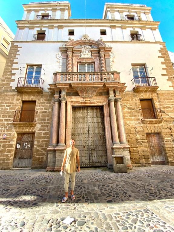 Casa del Almirante - Qué ver en Cádiz en un día