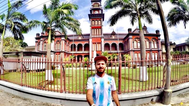 Queen Royal College - Magnificent Seven - Trinidad & Tobago