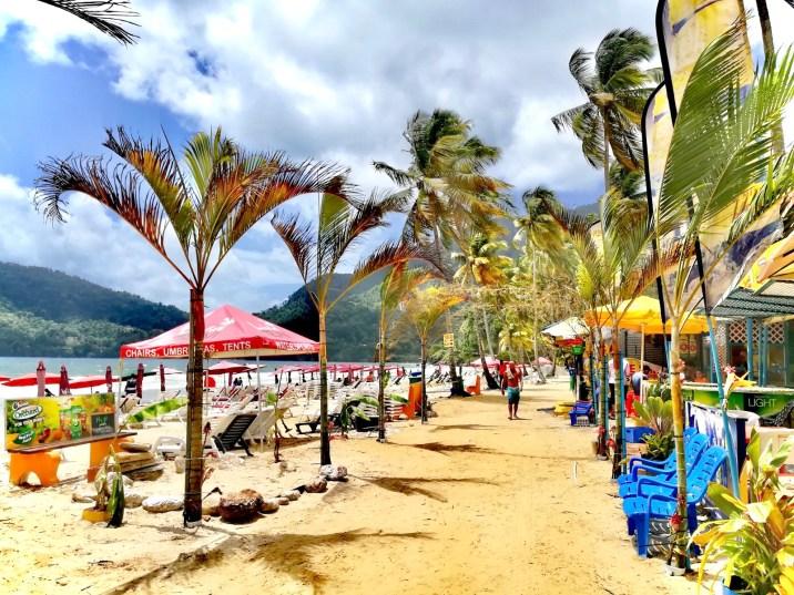 Maracas Bay - Trinidad & Tobago