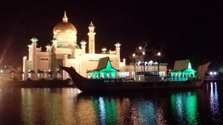 Mezquita de Omar Ali Saifuddien - Brunei