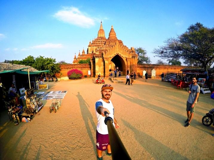 Templo Sulamani - Bagan