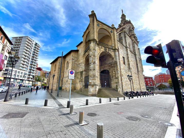 Iglesia de San Antón - que ver y hacer en bilbao
