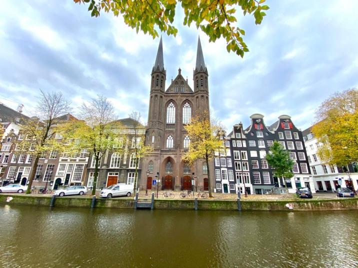 Sint Franciscus Xaveriuskerk - que ver en amsterdam