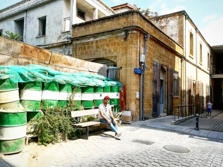 Línea Verde de Nicosia