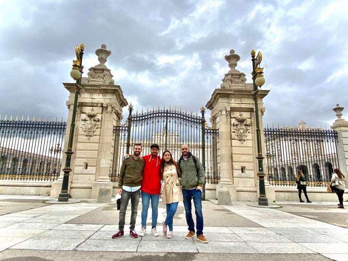El Palacio Real - Lugares que no podemos dejar de ver en Madrid