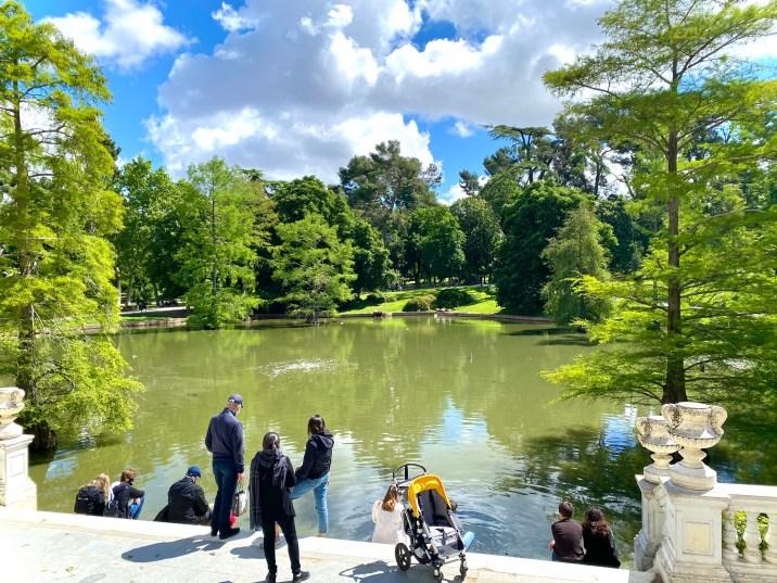 Parque del Retiro - Lugares que no podemos dejar de ver en Madrid