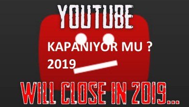 youtube2019kapaniyor