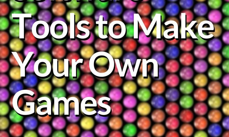 5 Free Game Development Software Tools to Make Your Own Games
