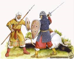 La España cristiana fue frontera con el islam. /Foto: artehistoria.com.