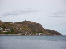 Signal Hill- one of our destinations while we were in St. John's