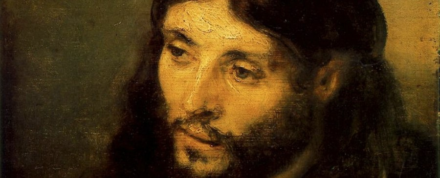 Rembrandt Young Jew as Christ