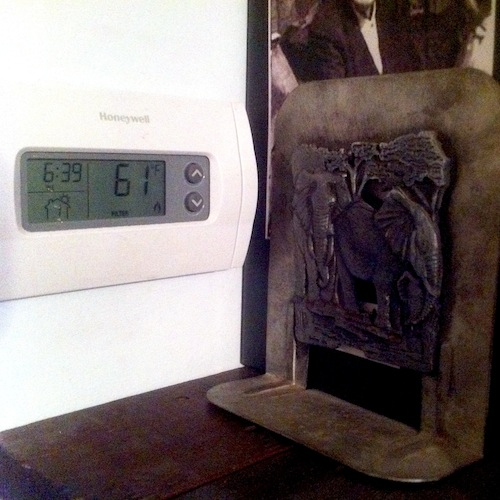 Thermostat, at First
