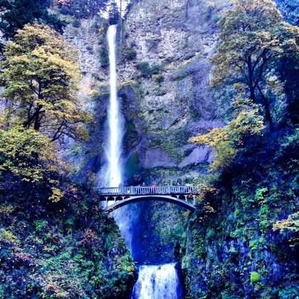 Multnomah Falls,OR