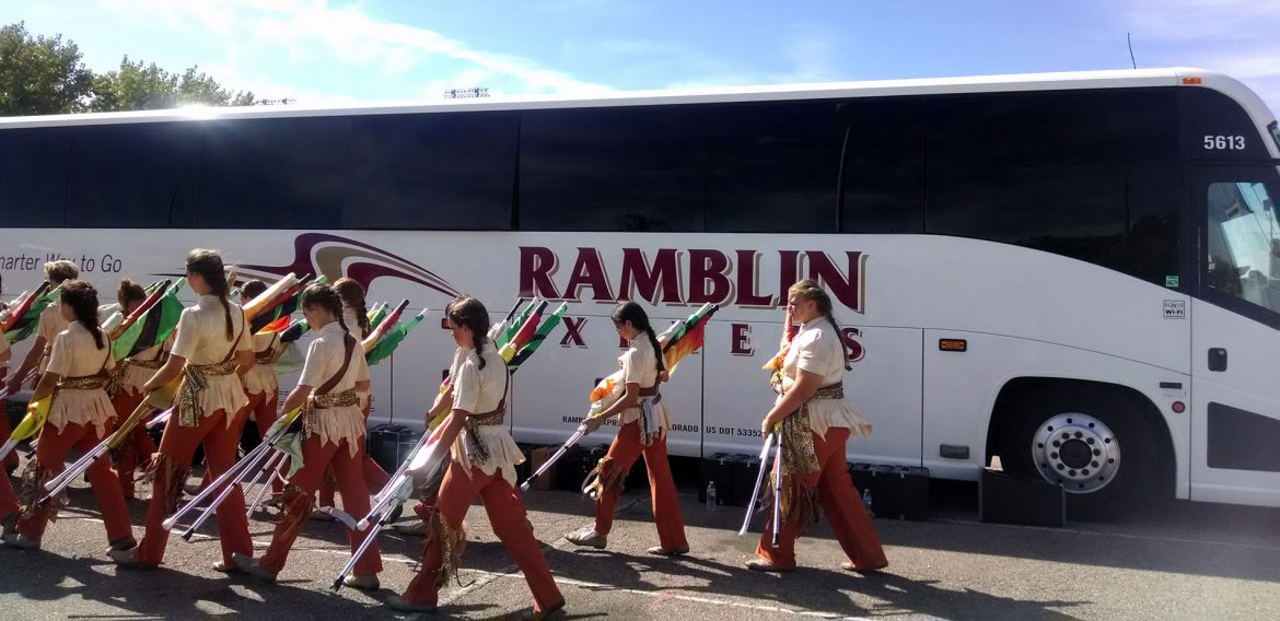 The Ramblin Way - Ramblin Express