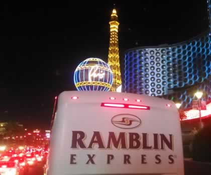 Ramblin Express Bus Charter Services