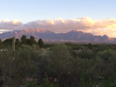How about this for a view every evening.