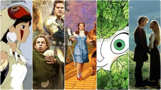 Five Fantasy Films for Tweens
