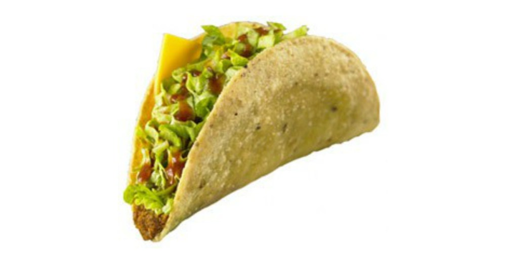 500 Words or Less Reviews: The Jack in the Box Taco