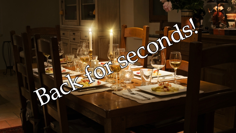 Five More Movie Dinner Scenes We Love