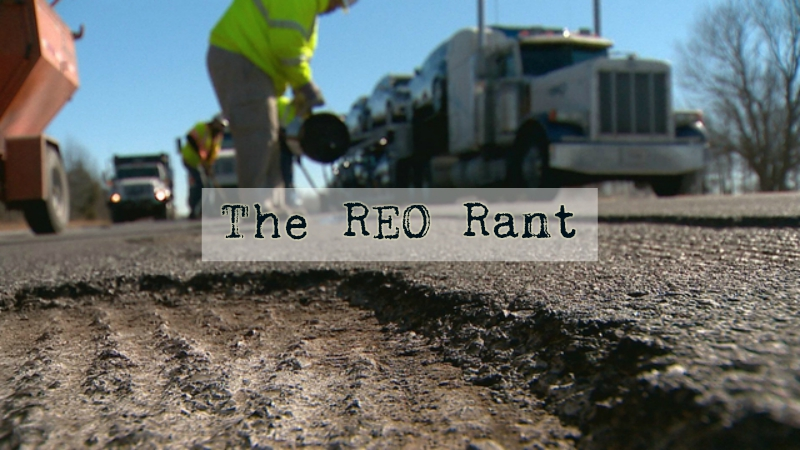 The REO Rant: Interstate 440 in Nashville