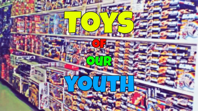 Five Classic Toys of Our Youth