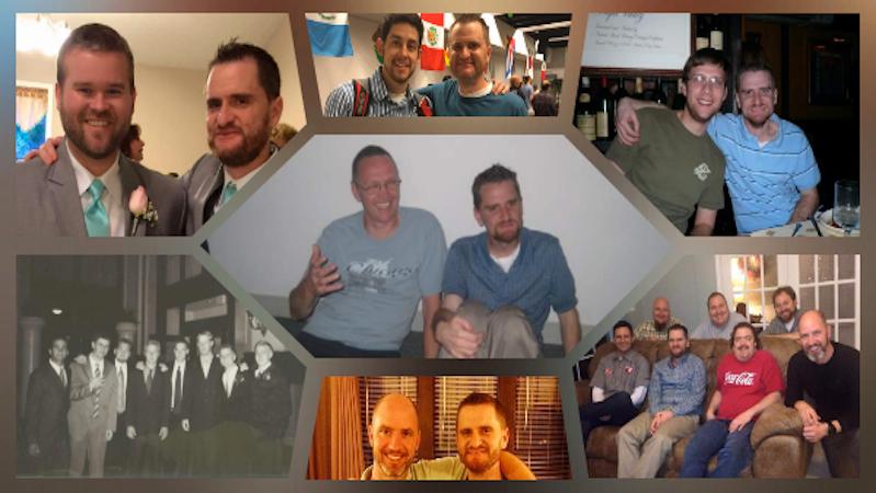 Challenging Men to David-Jonathan Friendships
