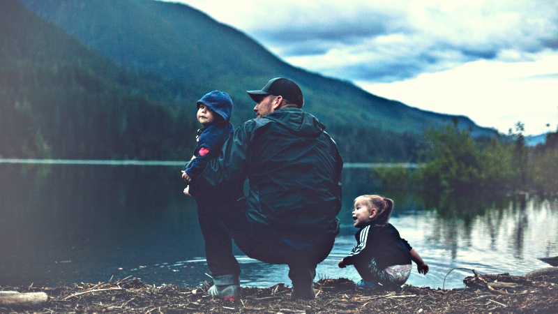 Five Reasons Being a Dad is Awesome