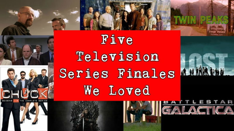 Five Television Series Finales We Loved