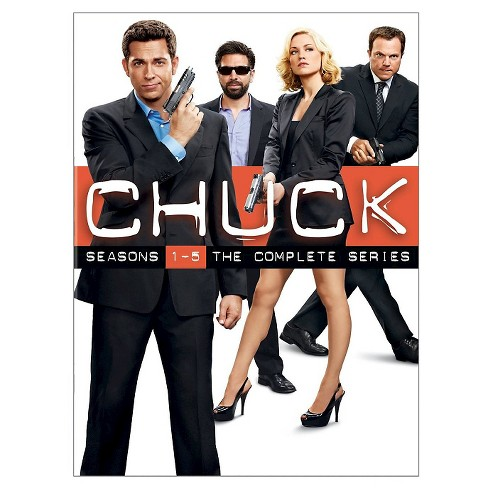 Chuck complete series image