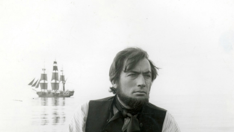 500 Words or Less Review: Moby Dick (Film - 1956)