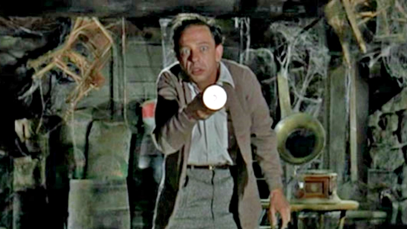 The Ghost and Mr. Chicken (1966) - 500 Words or Less Review