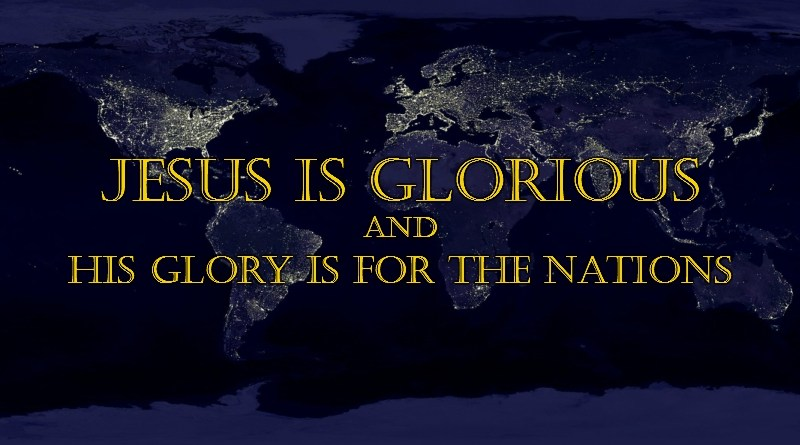 Jesus is Glorious