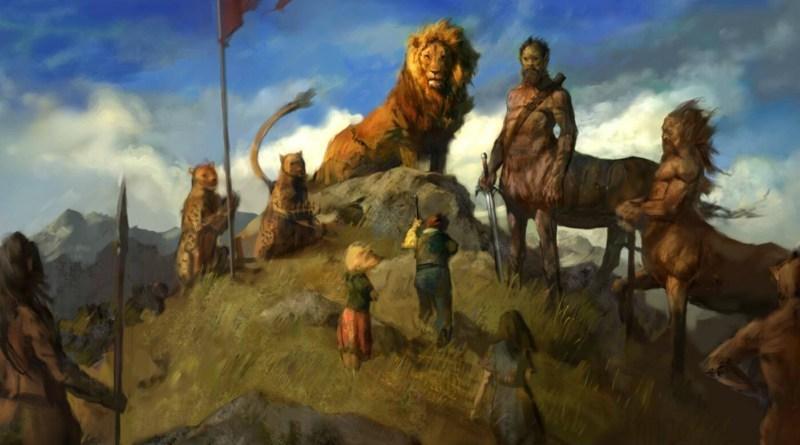 Narnia Concept Art