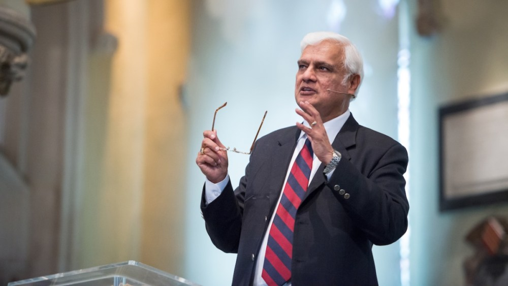 Ravi Zacharias: A Tribute To a Faithful Servant of God