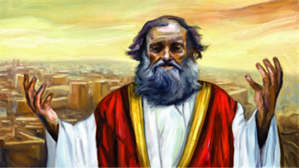 """""""The Plans God Had For Him"""": The Powerful Story of Jeremiah"""