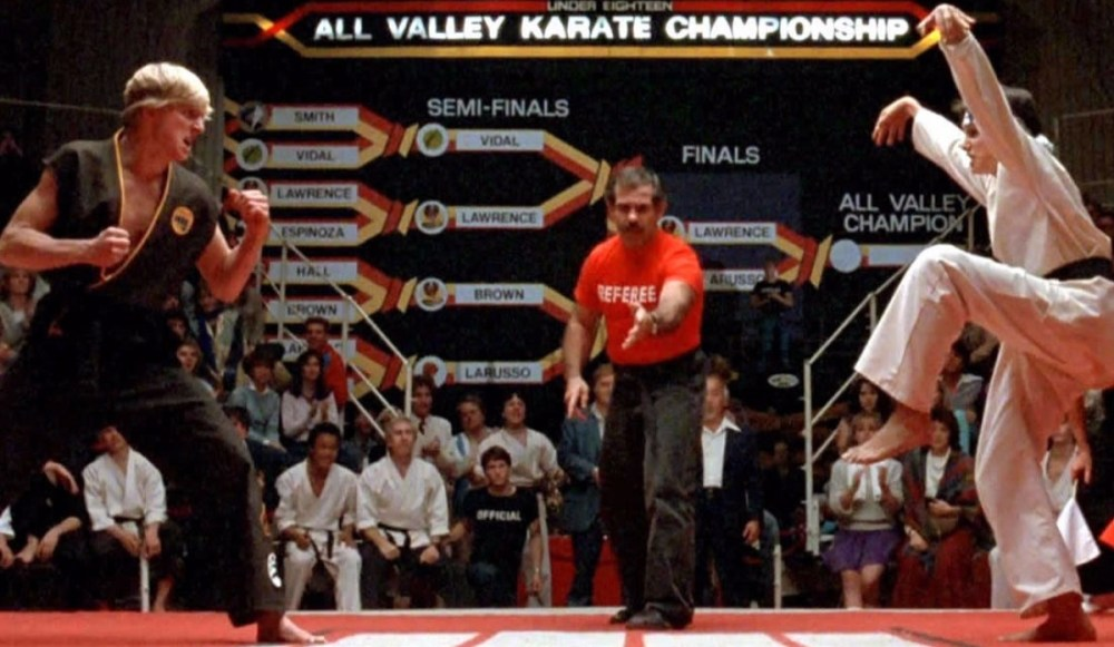 "Rambling Ever On Revisits ""The Karate Kid"""