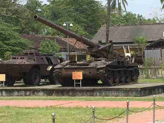 Artillery in Vietnam war