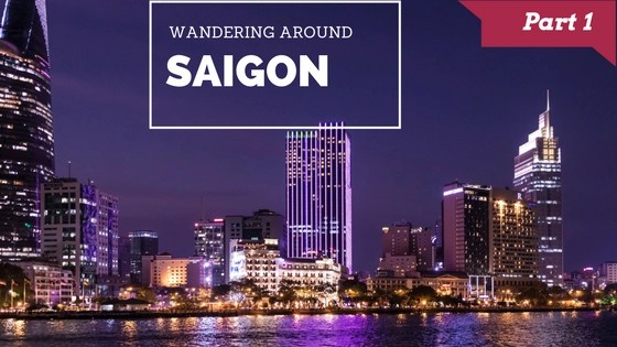 Wandering around Saigon Part 1 logo