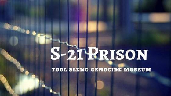 S21 prison cambodia Logo