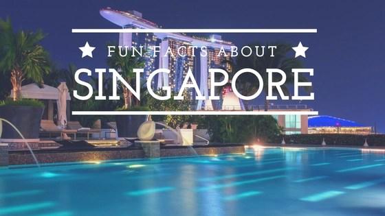 Singapore fun facts