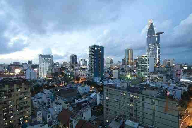 Bitexco Finаnсiаl Tоwеr in Saigon